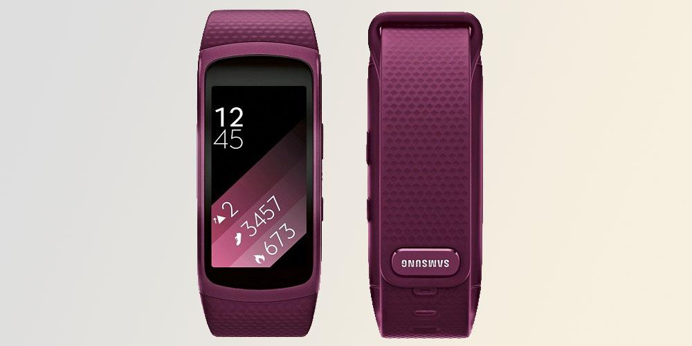 سامسونگ از یک تبلت جدید و دستبند Gear Fit 2 رونمایی میکند