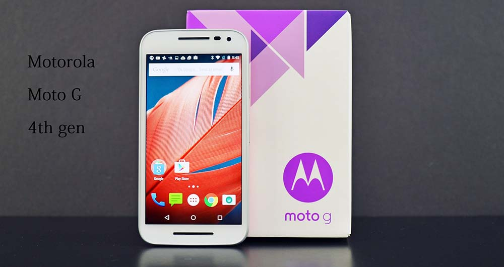 مشخصات فنی دو گوشی (Moto G (4th Gen و Moto G Plus فاش شد