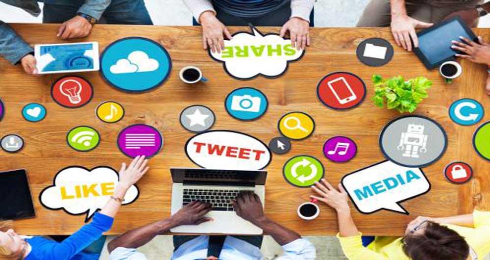 تأثیر منفی شبکه های اجتماعی بر تغذیه و جسم کاربران