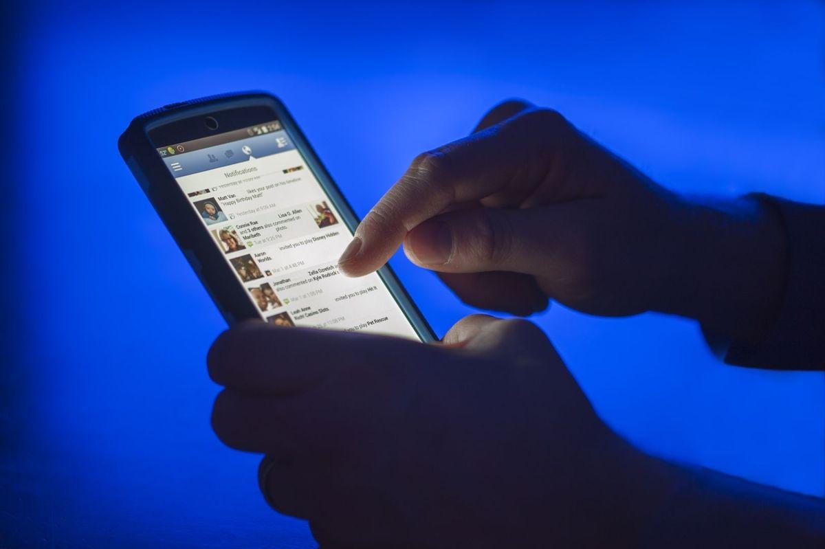 تاثیر منفی امواج موبایل تاثیرات منفی موبایل تاثیرات منفی امواج خطرناک موبایل بر تومور های قلبی و مغزی اثبات شد 1 47