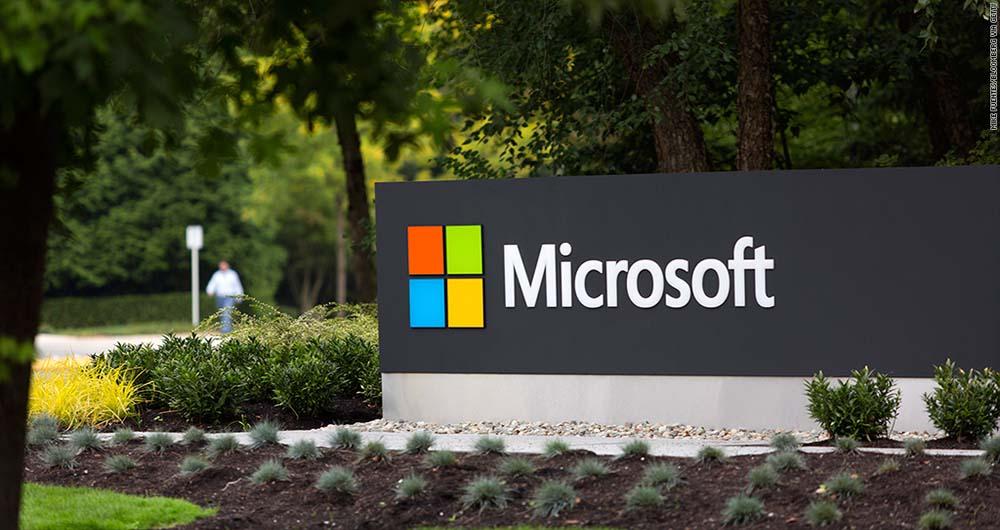 مایکروسافت از دولت آمریکا در دادگاه شکایت کرد