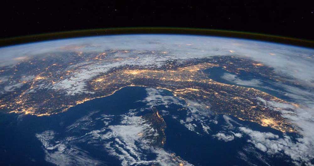 تکنولوژی های فضایی ناسا به کمک زمین می آیند