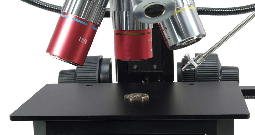 تولید نانوسکوپ ایرانی با توانمندی بالای تصویربرداری