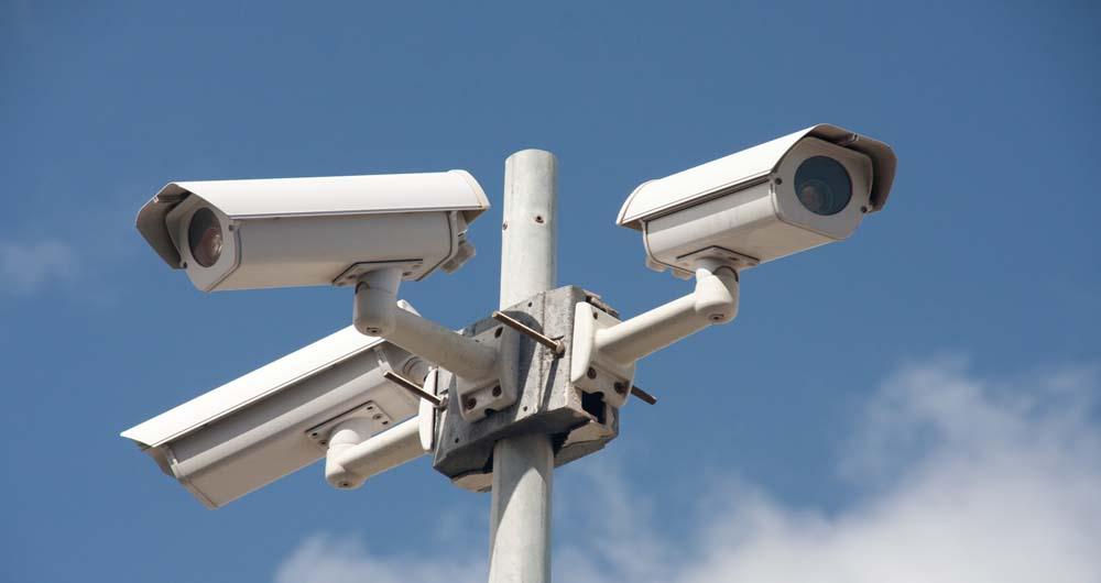 اطلاعات دوربین های حفاظتی در دستان پلیس