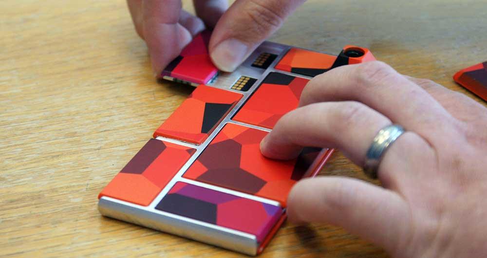 با پروژه Ara گوگل می توانید گوشی دلخواه خود را بسازید