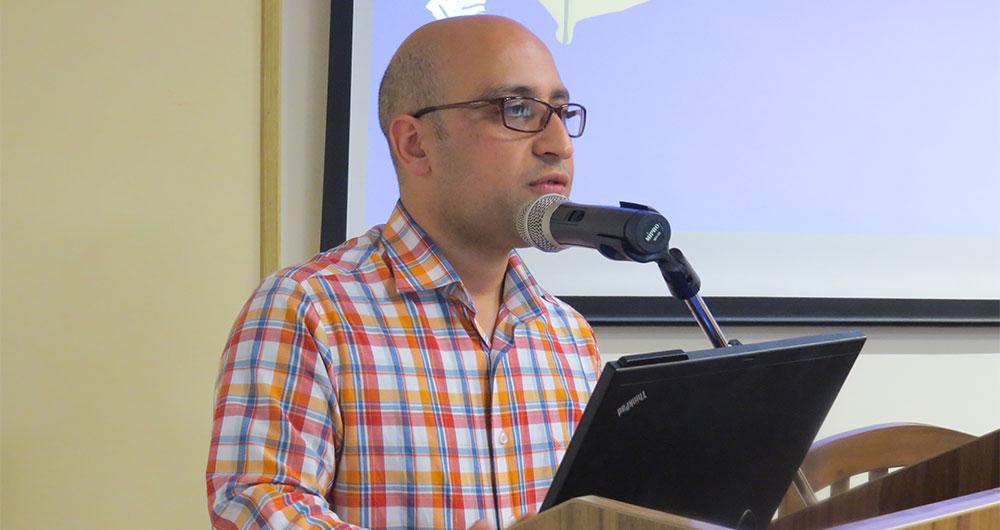 برگزاری سخنرانی علمی انباره دادهها در ایرانداک