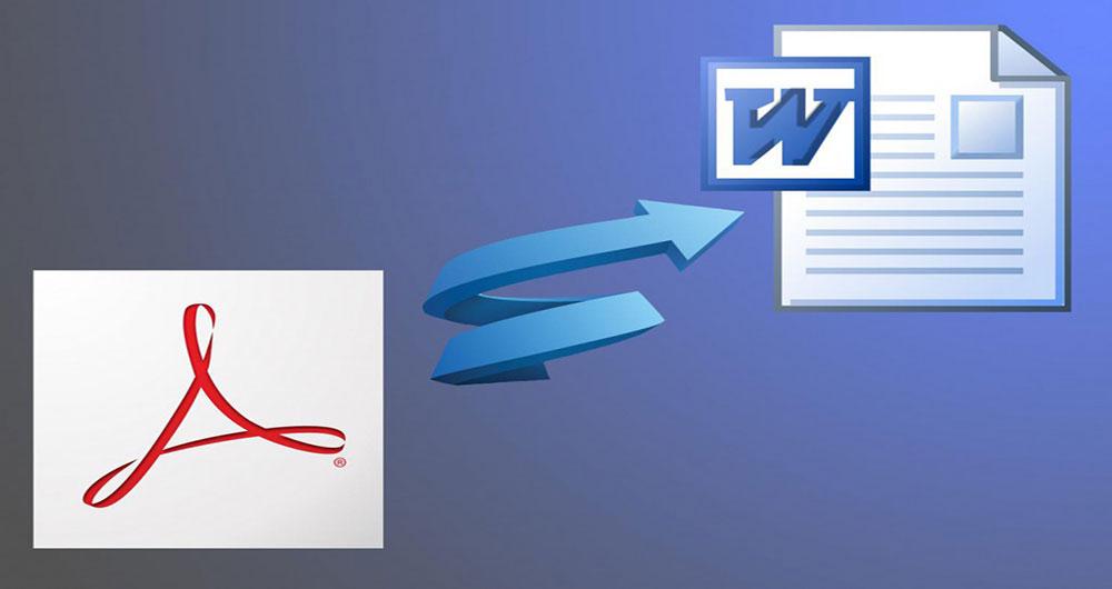 معرفی روش های آنلاین و آفلاین تبدیل فایل PDF به فایل Word