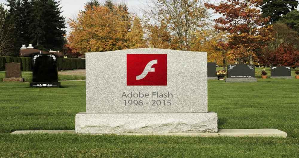 مسدود شدن نمایش محتوای Flash در گوگل کروم
