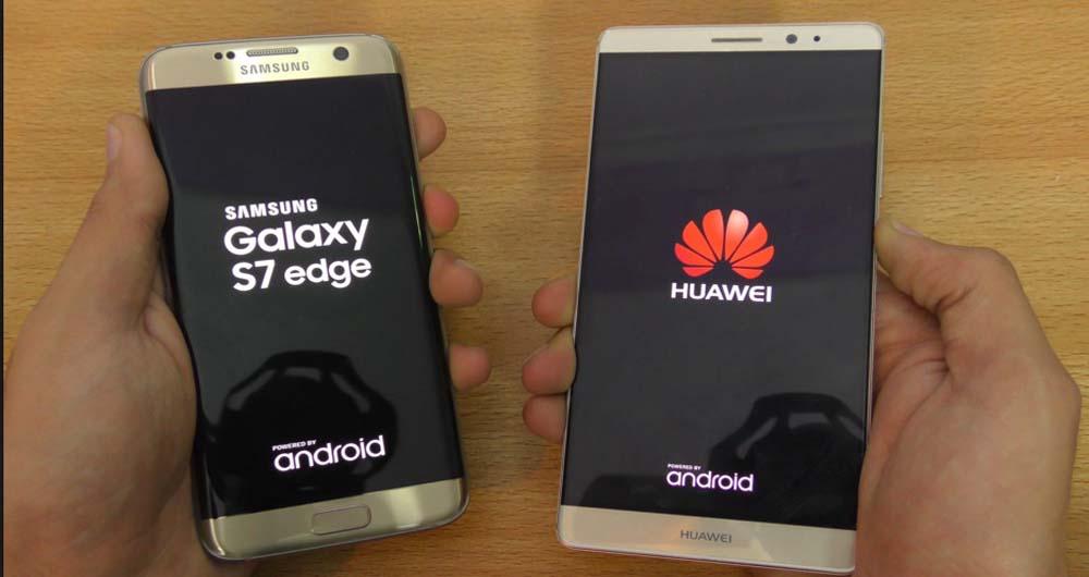 Samsung Galaxy S7 Edge vs Huawei P9 Plus   Google Search