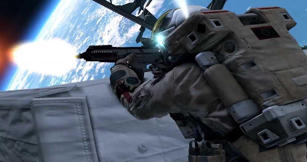 شلیک گلوله در فضا شدنی است