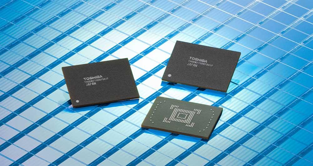 فناوری جدیدی برای افزایش ظرفیت تراشه حافظه و کاهش اندازه آن