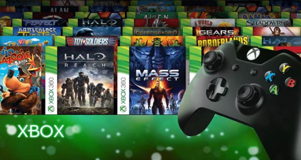 با لیست تمامی عناوین پشتیبانی از نسل قبل کنسول Xbox One همراه باشید