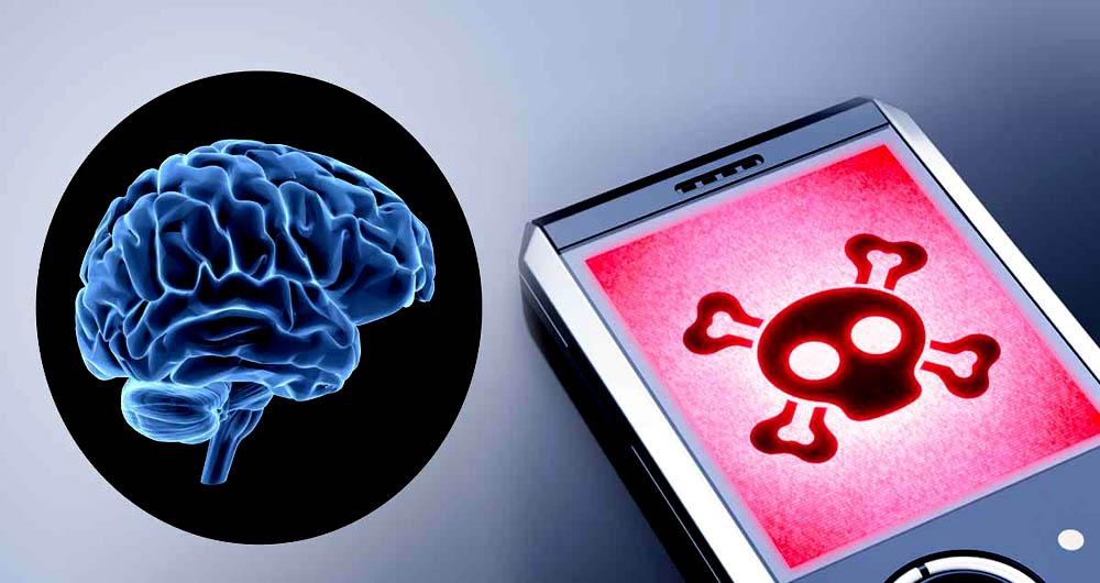 تأثیر سوء تشعشعات تلفن همراه بر تومورهای قلبی و مغزی اثبات شد