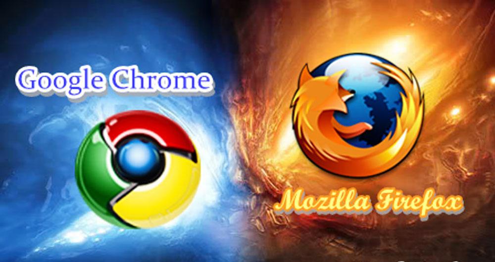 حذف و غیر فعالسازی افزونهها در مرورگرهای فایرفاکس و کروم