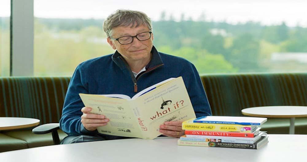 ده کتابی که به اعتقاد بیل گیتس شما را باهوش تر می کند