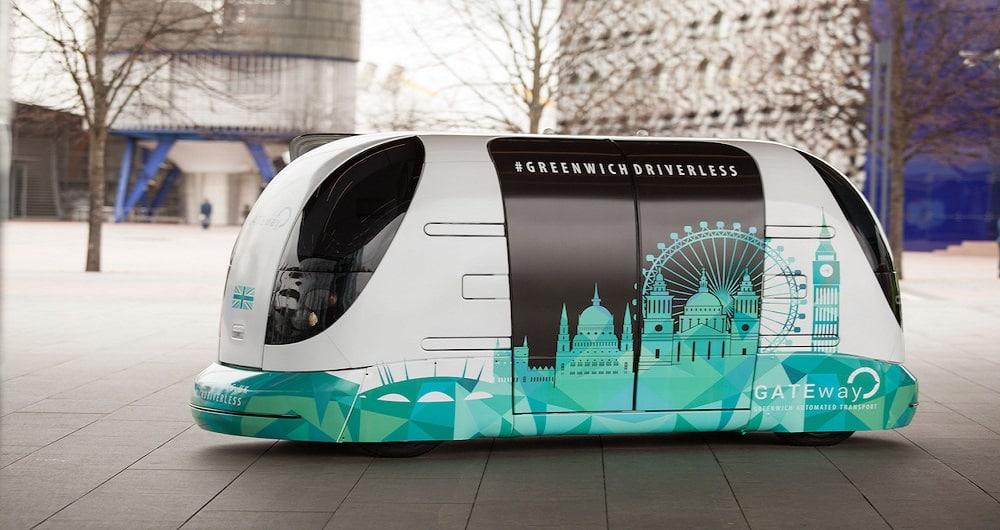 گسترش قلمرو خودروهای بدون راننده به سامانه حملونقل عمومی لندن