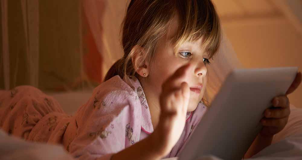 جلوگیری از ضعیف شدن چشم کودکان با نرم افزار Samsung Safety Screen