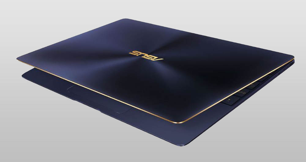 لپ تاپ فوق باریک و قدرتمند Asus ZenBook 3 رونمایی شد