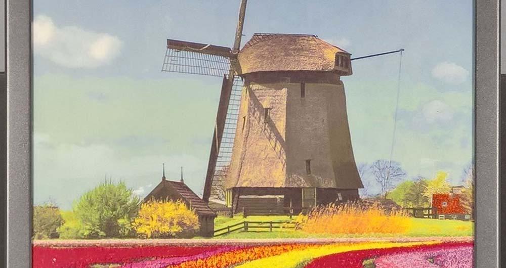 تصاویر شاداب با نمایشگرهای ۳۲۰۰۰ رنگی E ink
