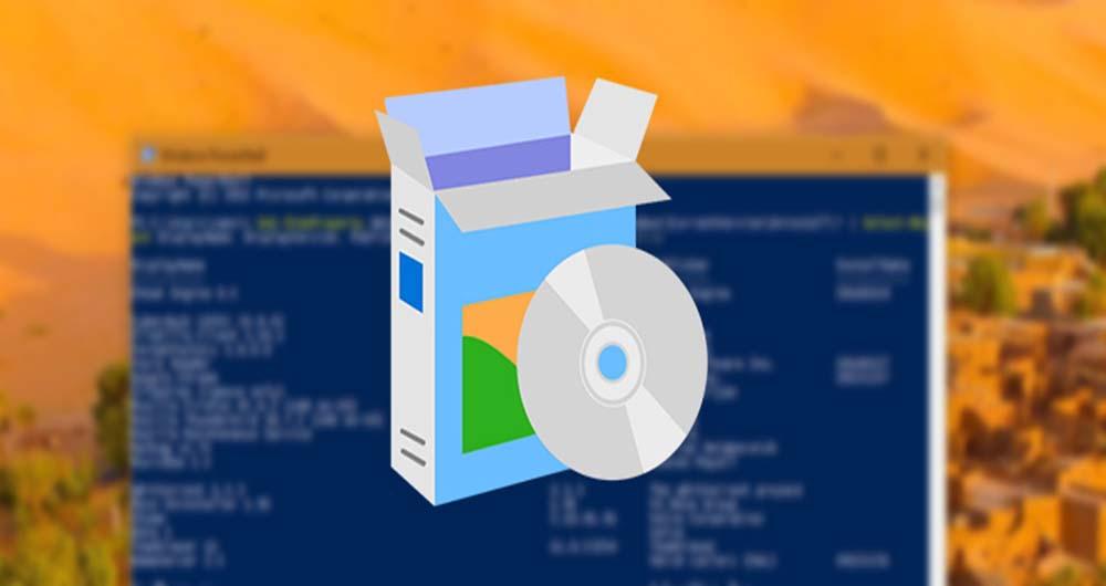 چگونه لیست نرم افزار های نصب شده روی ویندوز را به دست آوریم؟