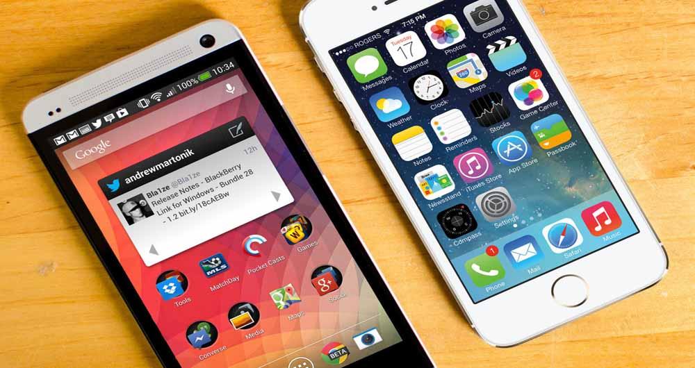 بیست و دو اپلیکیشن اندروید که کاربران آیفون حسرت داشتن آن ها را دارند
