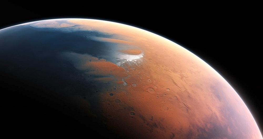 سونامی عامل تغییر شکل سیاره سرخ