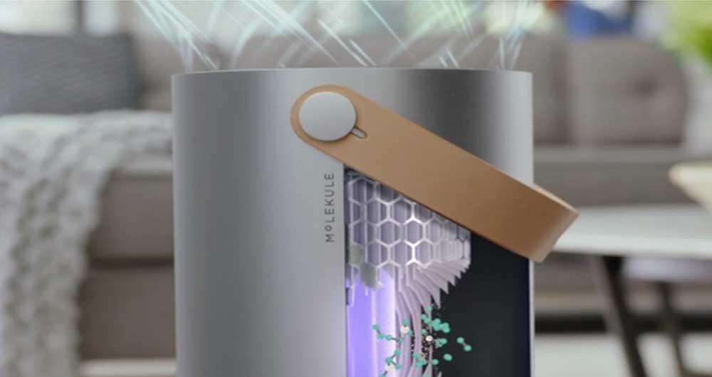 تصفیه هوای خانگی با فناوری نانو