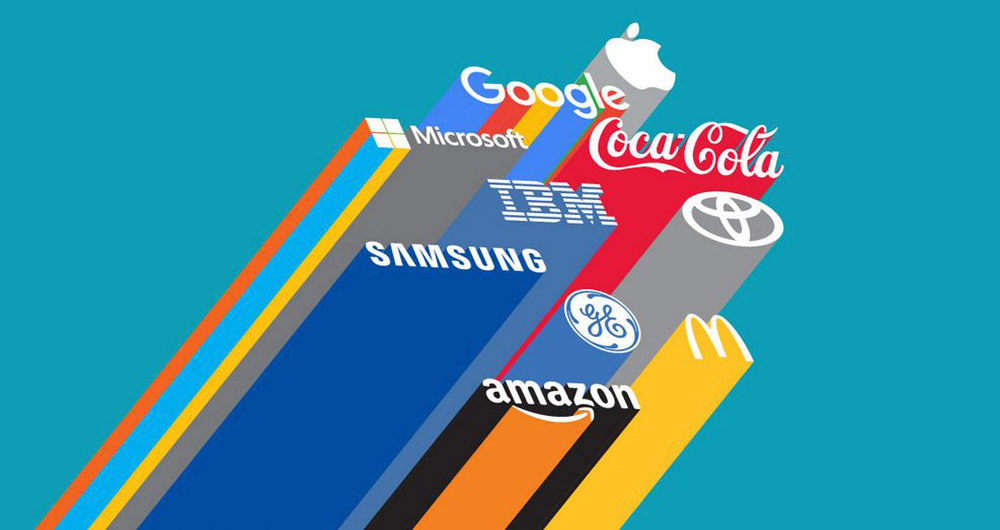 اپل باز هم در رتبه اول برترین برندهای فناوری