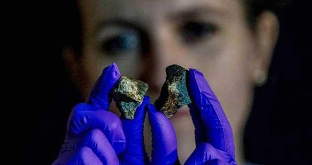 نجات زمین از برخورد با شهاب سنگ ها به وسیله لیزر