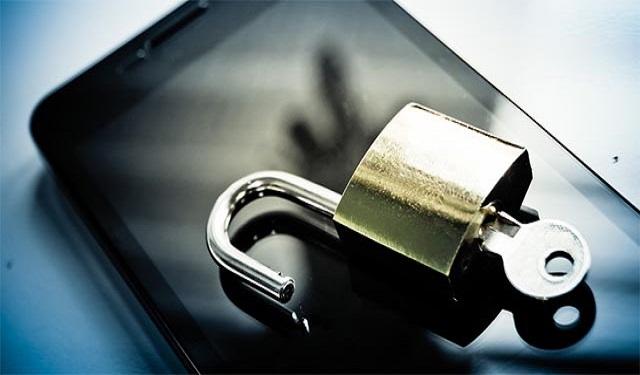 افزایش امنیت دستگاه