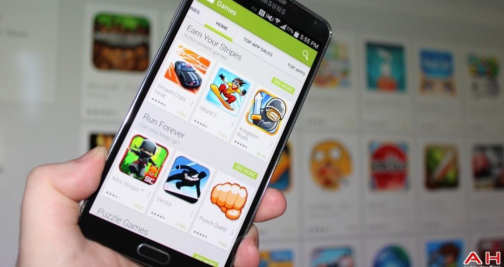 سرویس جدید Google Play برای اشتراک گذاری اطلاعات به صورت کتابخانه ای