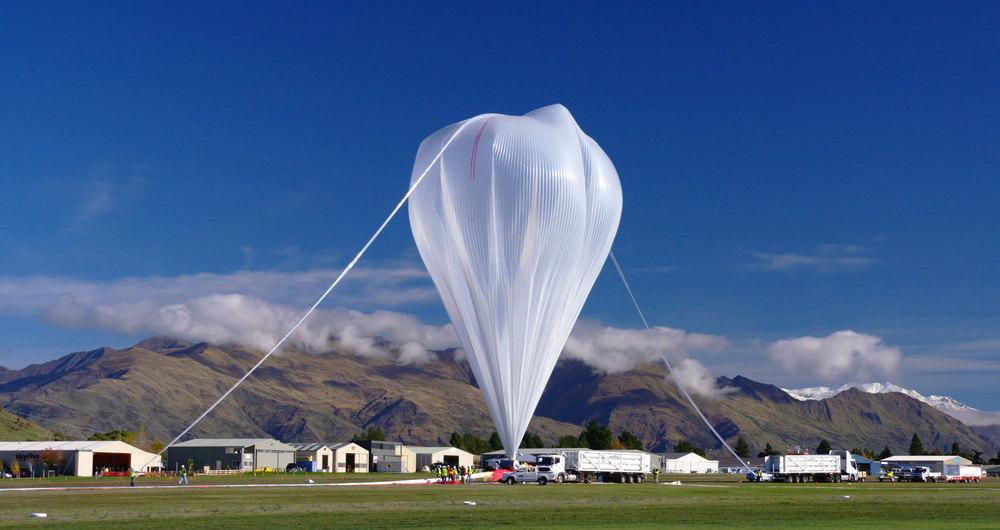 بالون فوق سنگین ناسا سفرش به دور زمین را آغاز کرد