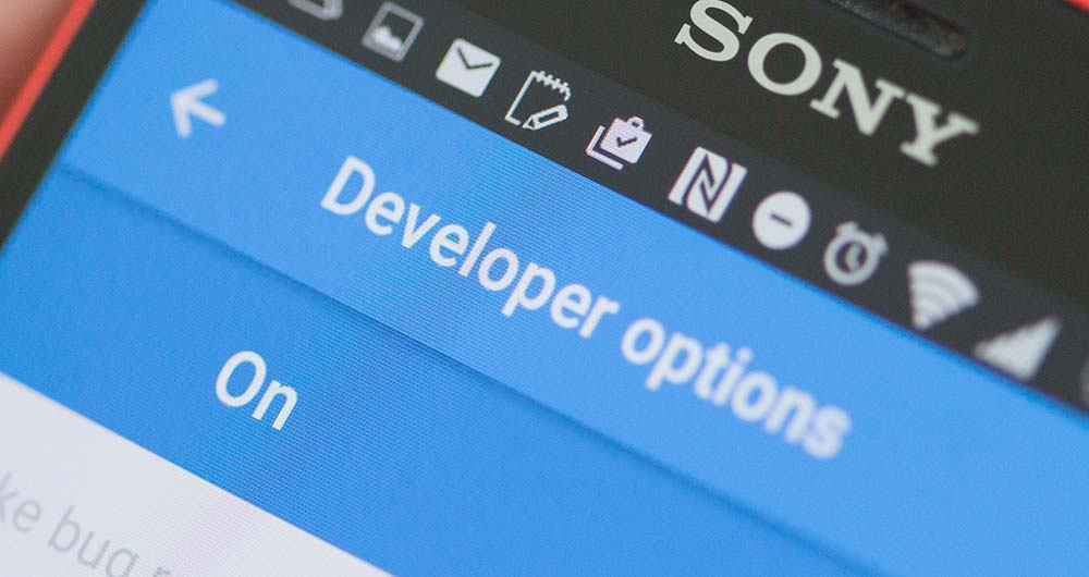 با کاربردهای گزینه Developer Options بیشتر آشنا شوید