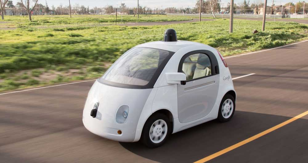 اختراع گوگل برای کاهش صدمات حین تصادف
