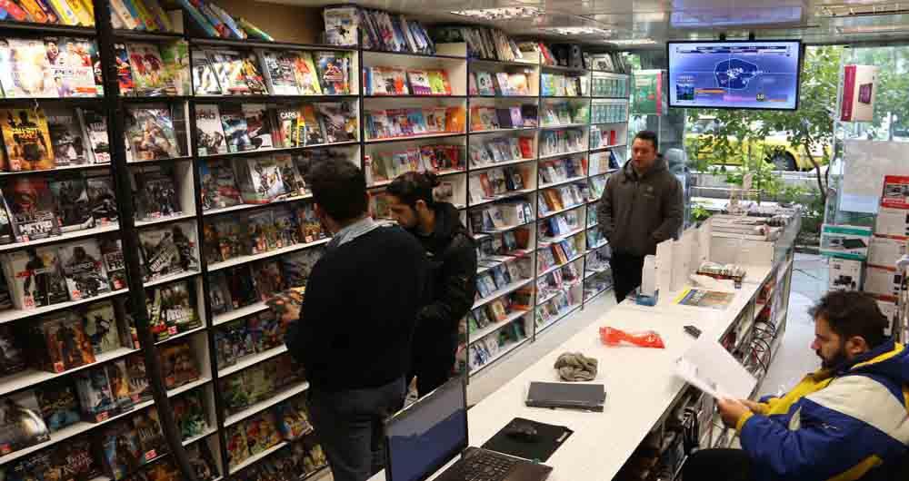 بررسی کلی بازار بازی در ایران