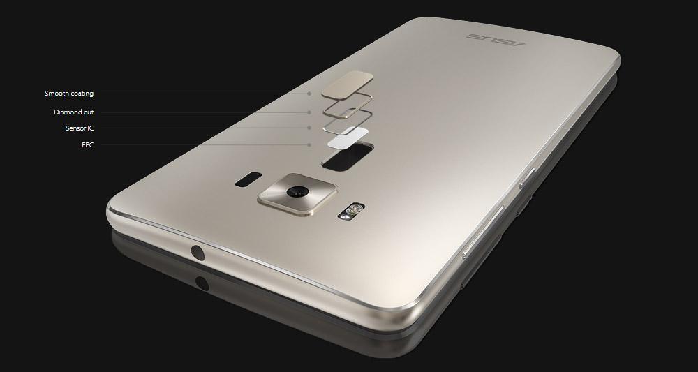 ایسوس از گوشی قدرتمند Zenfone 3 Deluxe رونمایی کرد