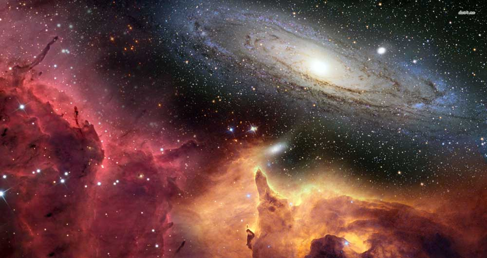 ۷ صفحه جذاب اینستاگرام برای عاشقان کهکشان و کیهانشناسی