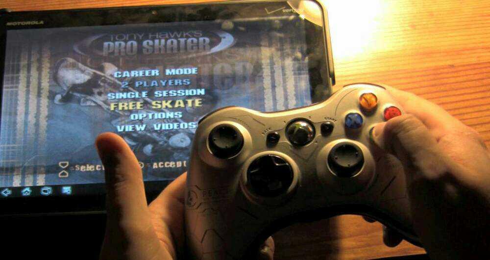 انجام بازی های Xbox در سایر پلتفرم ها با کنترلر بلوتوثی