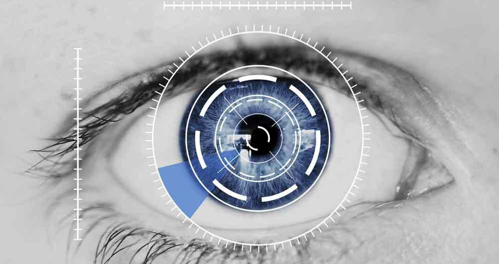 ردیابی حرکات چشم توسط تلفنهای هوشمند