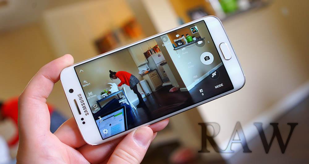 چرا و چگونه در گوشی های اندرویدی عکس RAW بگیریم؟