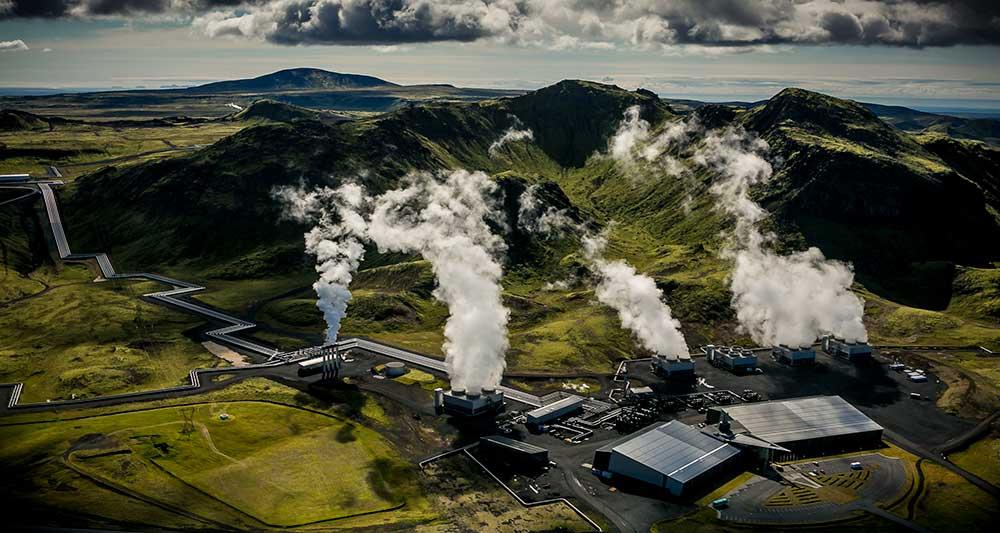تبدیل دی اکسید کربن به سنگ در ایسلند