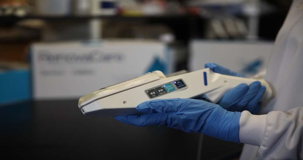 ترمیم سوختگی به کمک سلولهای بنیادی
