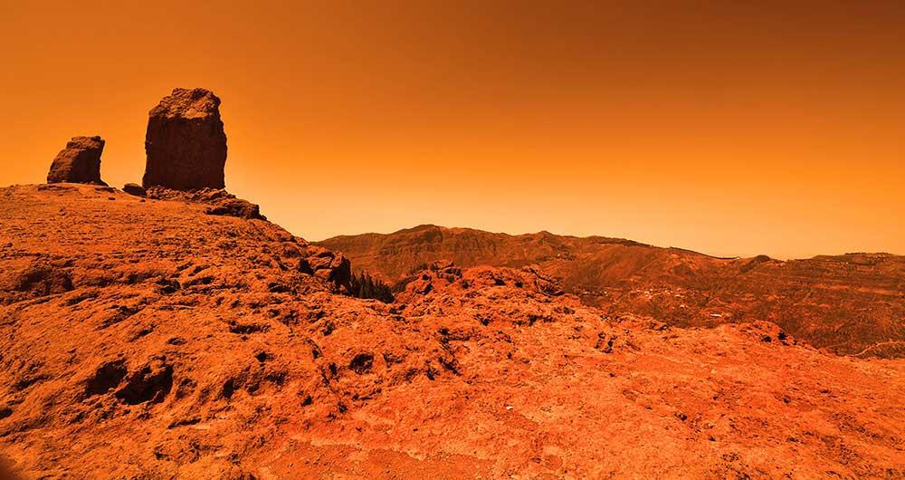 امکان تغییر هویت مریخ با ماده جدید کشف شده در آن