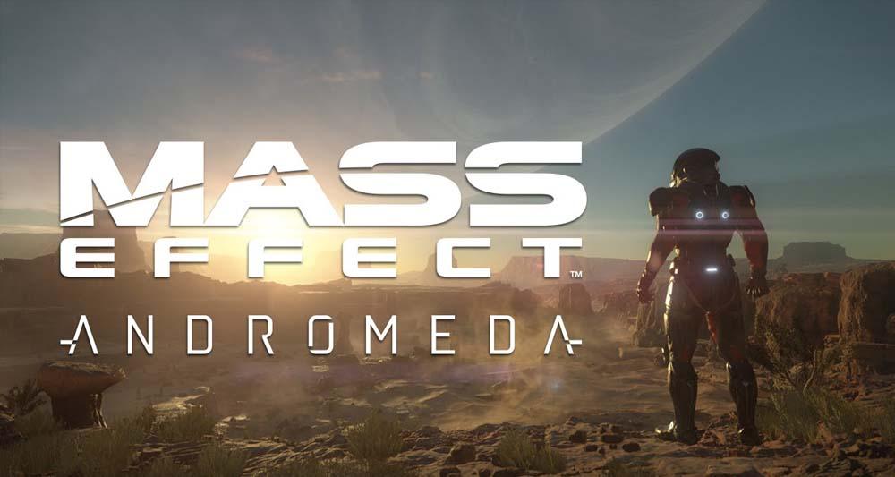 Mass Effect Andromeda-game