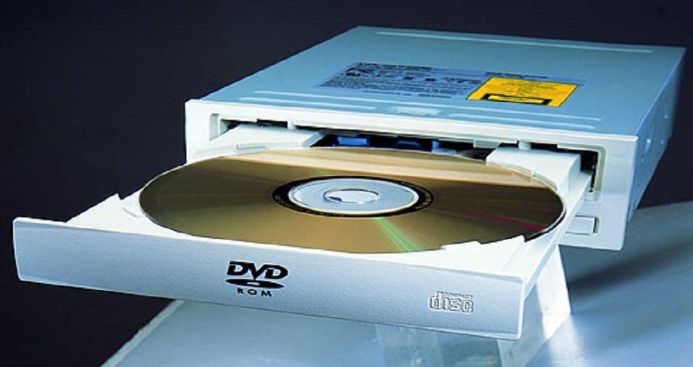 حل مشکل کار نکردن CD-ROM در ویندوز ۱۰