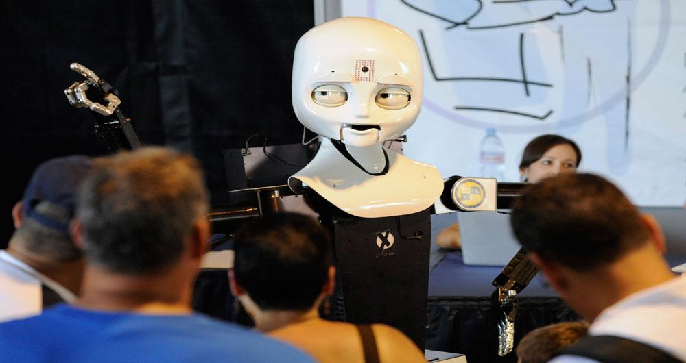 محققان ایرانی در کنفرانس بین المللی رباتیک