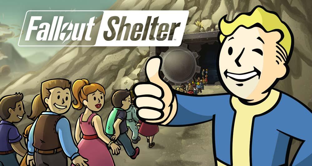 E3 2016: تعداد کاربران Fallout Shelter به ۵۰ میلیون نفر رسید