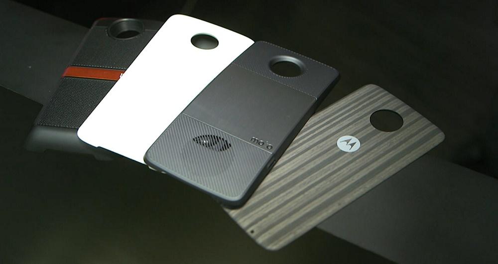 موتومدها؛ نقطه تمایز منحصربهفرد گوشیهای جدید موتو Z