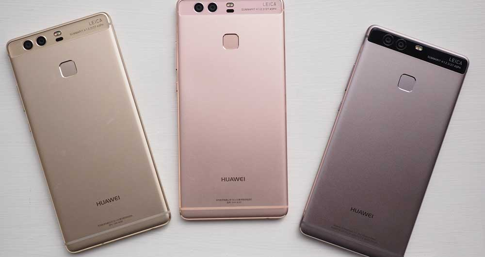 Huawei P9 در ایران رونمایی شد