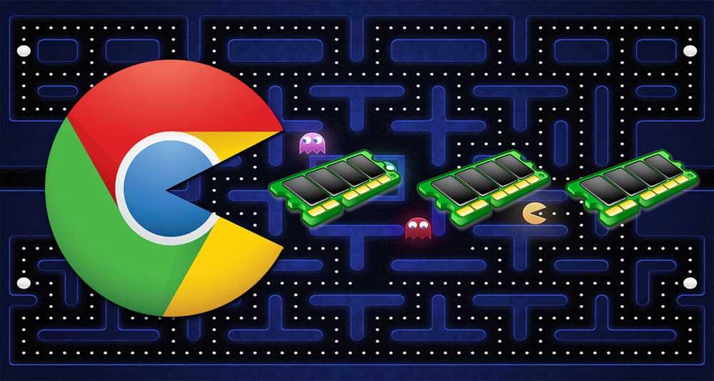 google-chrome-ram-pacman